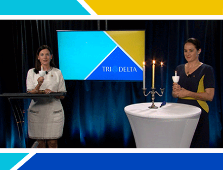 FOCUS 2020: Tri Delta's Virtual Convention