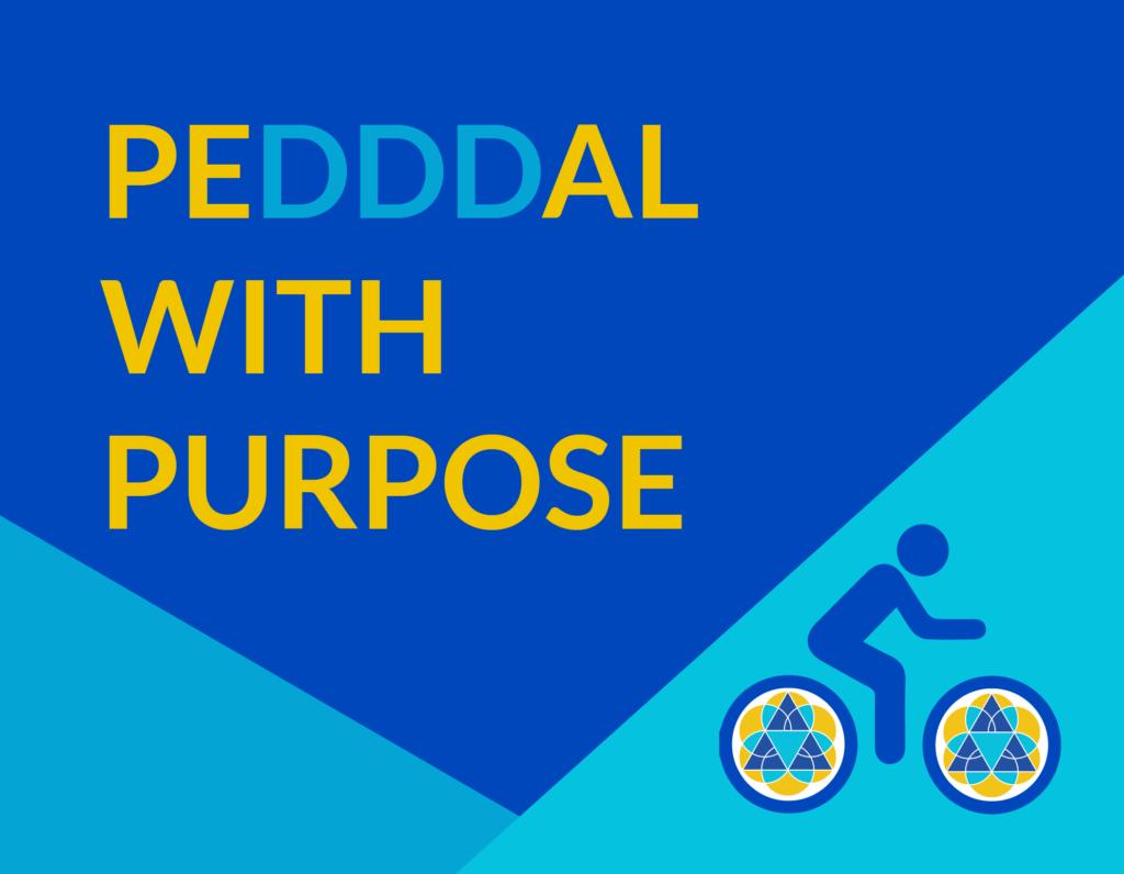PeDDDal with Purpose