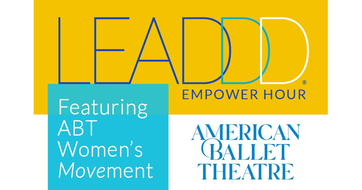 LEADDD Empower Hour