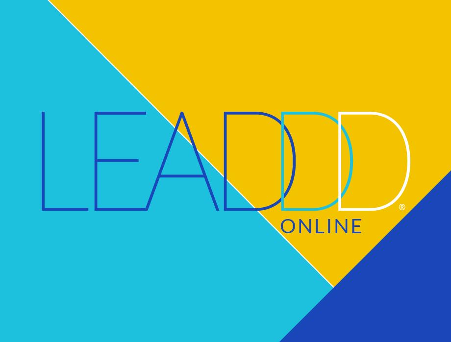 LEADDD Online 2021