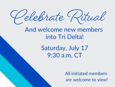 Celebrate Ritual!