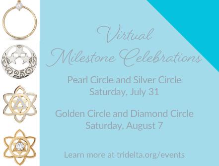 Summer of Sisterhood: Milestone Ceremonies