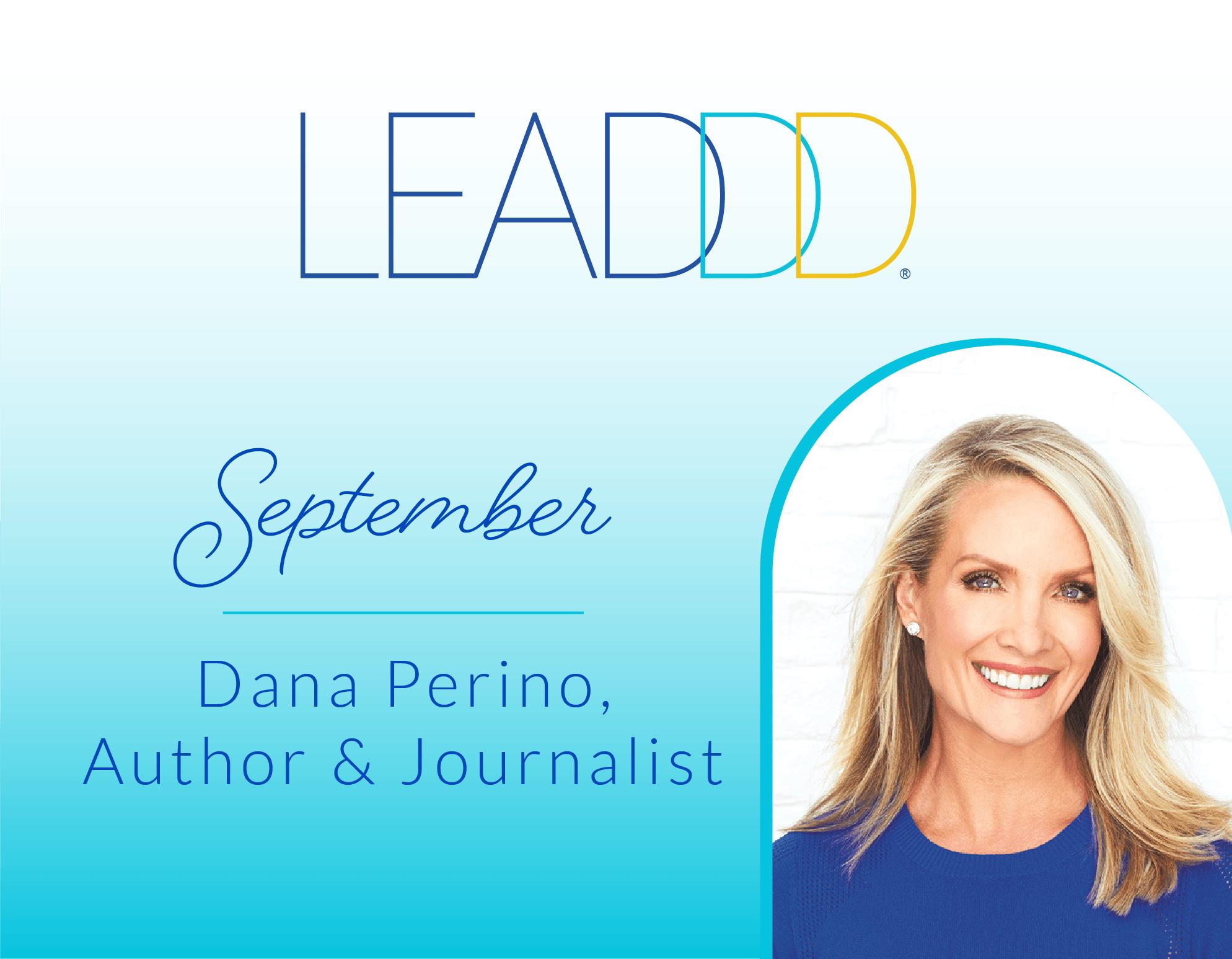 LEADDD Keynote Series: September